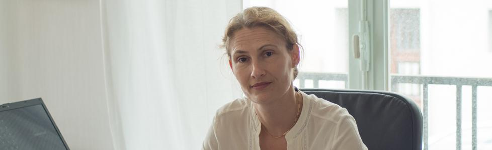Céline Kerberenes-Renaux, avocat à Brest.